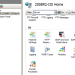 Setting up SSL in IIS7