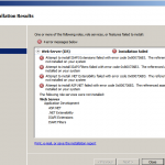 """IIS/ASP.Net Install Error """"The referenced assembly is not installed on your system"""""""